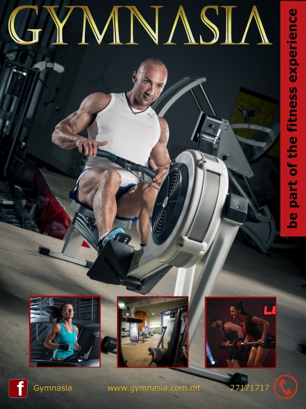 Business Companies In Malta Mail: The Fitness Experience (Paola, Malta)